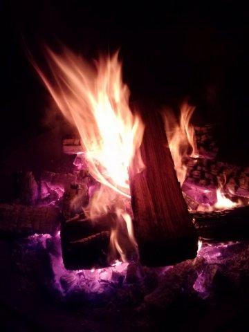 Springtime Fire