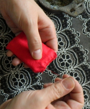 Sewing The Packet Closed