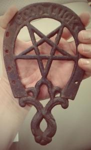 Candlesmoke Good Luck Pentagram