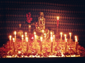 Santa Muerte Veneration Night Altar Report